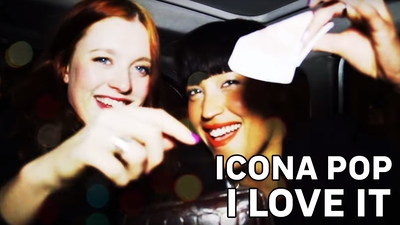 5. Icona Pop – I Love It