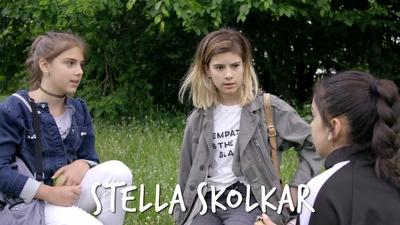 Stella skolkar