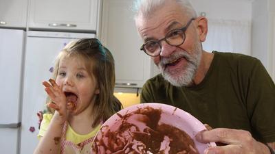 6. Ägg, kakao och glass!