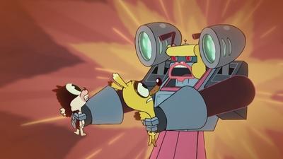 12. Säg inte till mamma att barnvakten är en robot