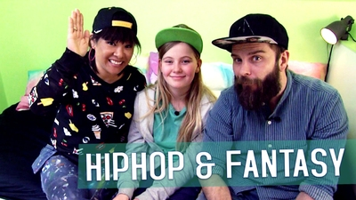 Hiphop- och fantasyrum