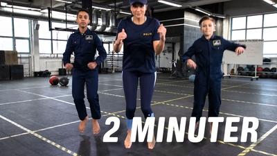 2 minuter