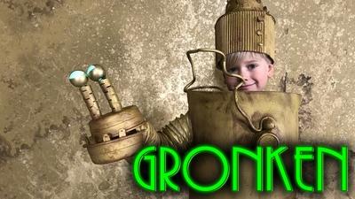 Gronken