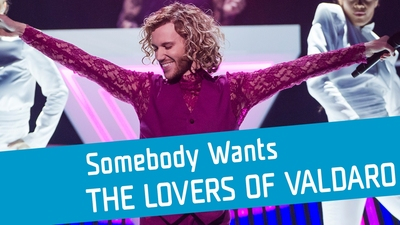 The lovers of Valdaro - Somebody wants