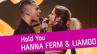 Hanna Ferm & Liamoo - Hold you
