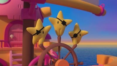 Kapten Stjärnpirater