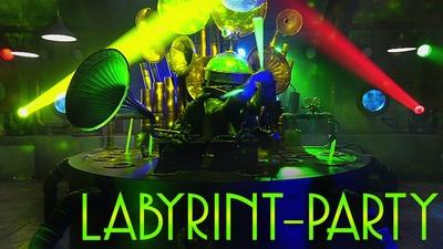 Labyrintparty