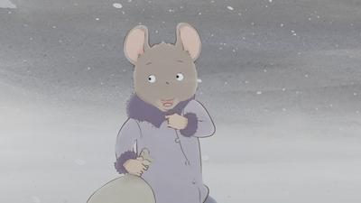 Snöstormen