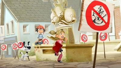 Pirat-prat-påbuds-dagen!