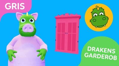 Drakens garderob: Draken blir en gris