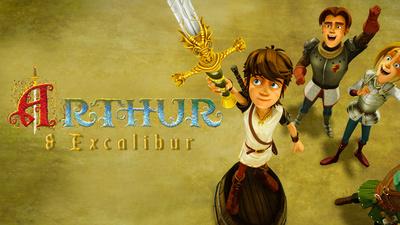 Arthur & Excalibur