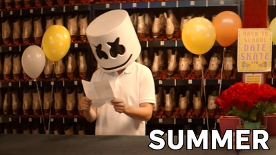 3. Marshmello - Summer
