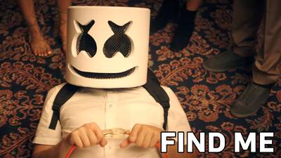 5. Marshmello - Find Me