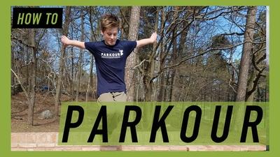 Få koll på parkour