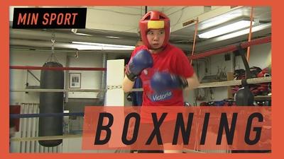 Victoria drömmer om boxnings-VM