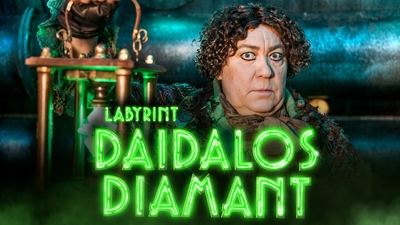 Labyrint: Daidalos diamant