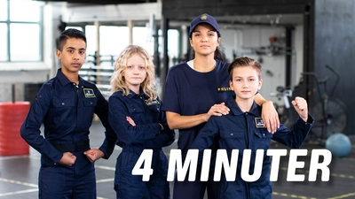 4 minuter