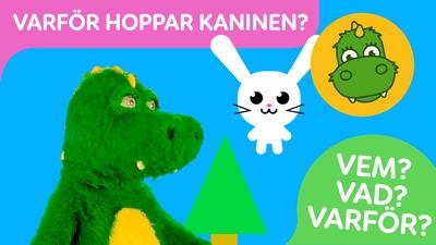 Varför hoppar kaninen?