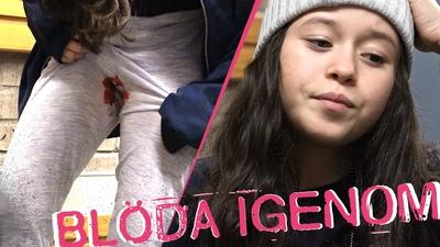 Nadia – Blöda igenom
