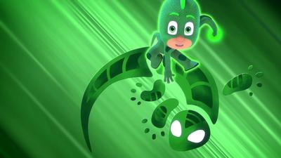Den starka lilla gekkon
