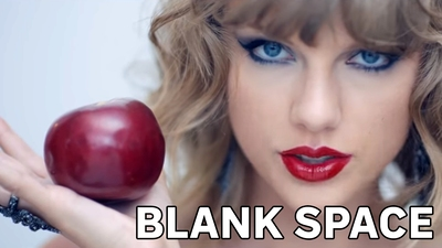Taylor Swift - Blanc Space