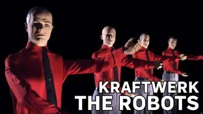 Kraftwerk - The Robots