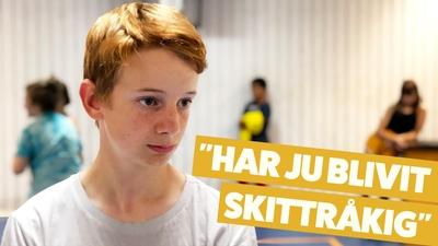Justin – Har ju blivit skittråkig