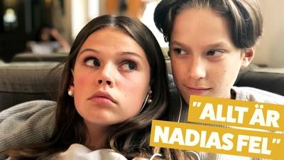 Ella – Allt är Nadias fel