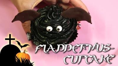 Fladdermuscupcake