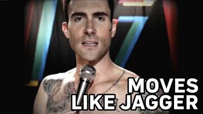 Maroon - Moves like Jagger