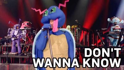 Maroon - Don't wanna know