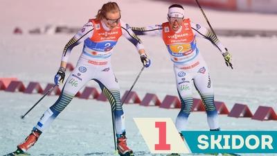 Skidor, del 1