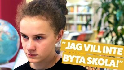 Tindra – Jag vill inte byta skola