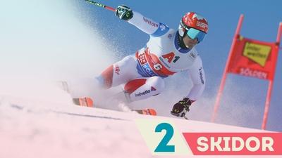 Skidor, del 2