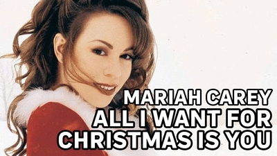 Maria Carey - All I want for christmas is You