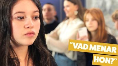 Nadia – Vad menar hon?
