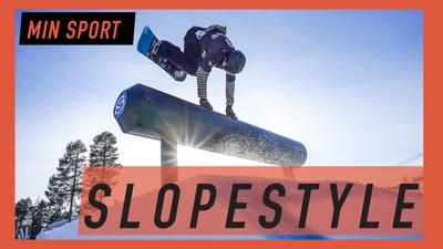 Skulle du våga testa slopestyle?