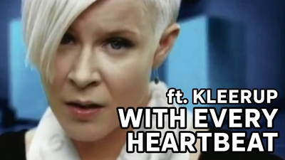 Robyn feat. Kleerup - With every heartbeat
