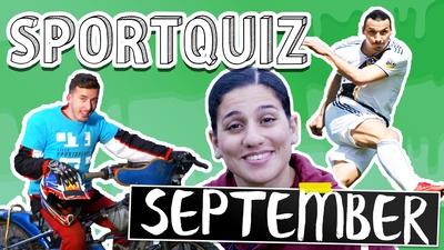 Sportquiz september: Har du hängt med?