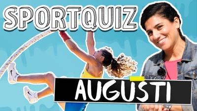 Sportquiz augusti: testa dig här!