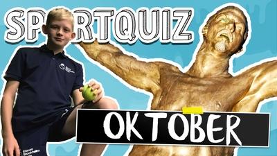 Sportquiz oktober: testa dig här!