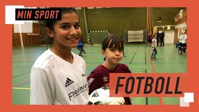 Unga ledare får fler tjejer att spela fotboll