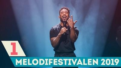 Melodifestivalen 2019, del 1