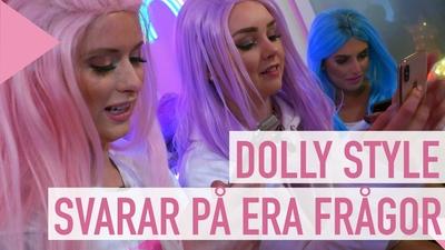 Dolly Style chattade i Mixat