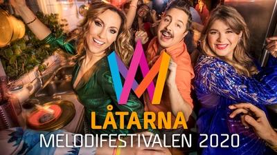 Melodifestivalen låtarna