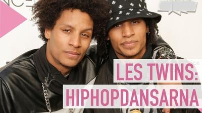 "Danssyskonen ""Les Twins"""