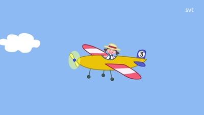 Morfars leksaksflygplan