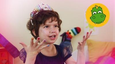 2. Prinsessan Regnbåge