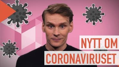 Uppdatering om coronaviruset