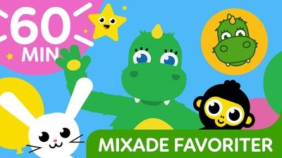 Mixade favoriter: 60 minuter